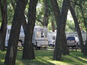 Medora Campground - Medora ND