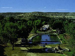 Fountain of Youth RV Park - Thermopolis WY