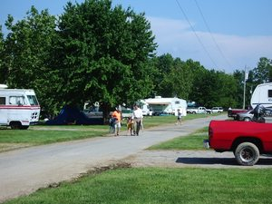 Birdsville RV and Campground - Smithland KY