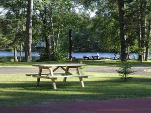 Horseshoe Lake Campground - Gwinn MI