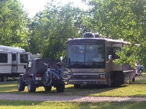 Summer Breeze Campground - Iron Mountain MI
