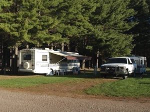 River Road RV Park - Ontonagon MI