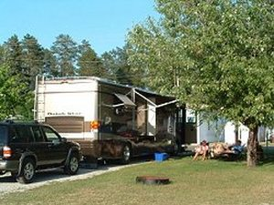 Whitefish Hill RV Park & Campground - Rapid River MI