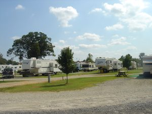 Memphis South Campground - Coldwater MS