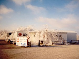 Interstate RV Park - Higginsville MO