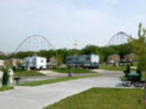 Worlds of Fun Village - Kansas City MO
