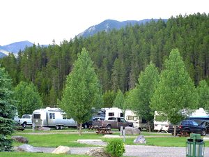 North American RV Park - Coram MT