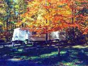 Chestnut Ridge Park and Campground - Bruceton Mills WV