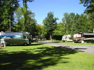 Lazy Lions Campground - South Barre VT