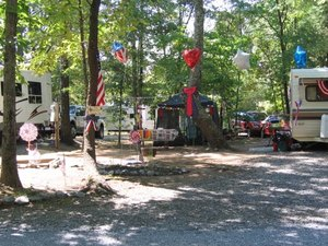 Wildwood Campground - Monroe VA