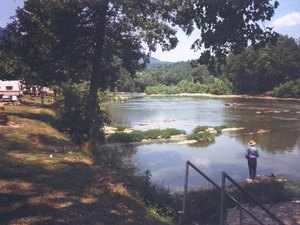 Riverside Camping and Canoeing - Shenandoah VA