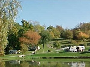 Walnut Hills Campground - Staunton VA