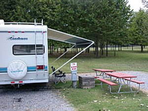 Memphis-Graceland RV Park & Campground - Memphis TN