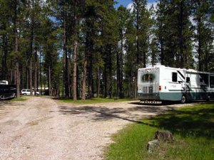 Custer Mountain Cabins & Campground - Custer SD
