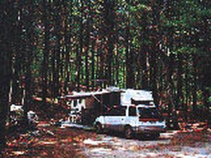 Whispering Pines Family Campground - Hope Valley RI