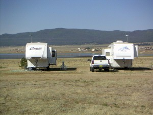 Weathers RV Park - Eagle Nest NM