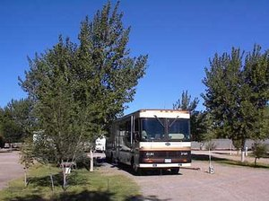 El Paso West RV Park - Anthony NM