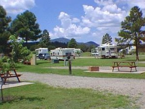 Little Creek RV Park - Alto NM