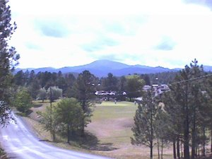 Pine Ridge RV Campground - Ruidoso NM