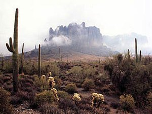 Lost Dutchman State Park - Apache Junction AZ