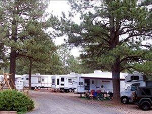 Williams / Exit 167 / Circle Pines KOA - Williams AZ