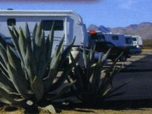 Mountain View RV Park - Huachuca City AZ