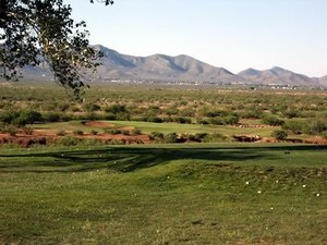 Turquoise Valley Golf & RV Park - Naco AZ