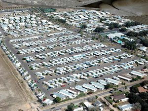Alamo Palms Mobile Home & RV Park - Alamo TX