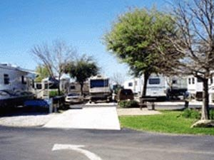 Admiralty RV Resort - San Antonio TX