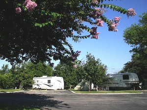 Green Tree Village RV Park - San Antonio TX