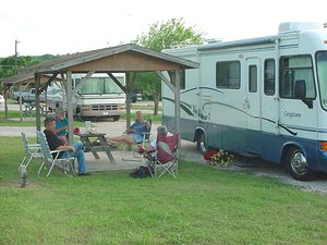 Stone Creek RV Park - Schertz TX