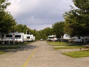 Houston East RV Resort - Baytown TX