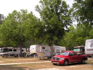 Travelers Campground - Alachua FL