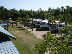 Natures Coast RV Resort - Steinhatchee FL