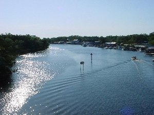 Redfish RV Park - Steinhatchee FL