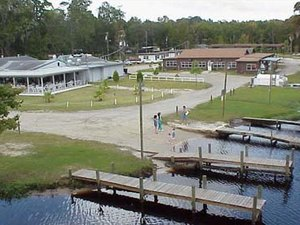 Pacetti's Marina, Campground & Fishing Resort - St. Augustine FL