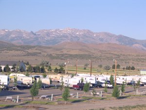 Angel Lake RV Park - Wells NV