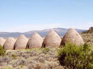 Ward Charcoal Ovens State Historic Park - Ely NV