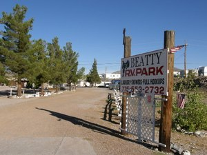Beatty RV Park - Beatty NV