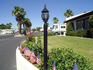 Las Vegas RV Resort - Las Vegas NV