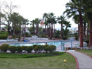 Oasis Las Vegas RV Resort - Las Vegas NV