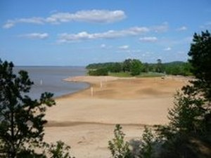 Hugh White State Park Campground - Grenada MS