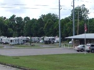 Magnolia RV Park Resort - Vicksburg MS