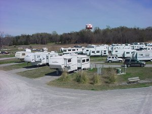 River Town Campground - Vicksburg MS