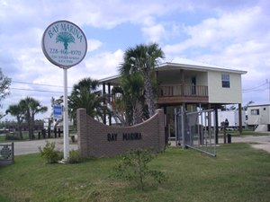 Bay Marina RV Park - Bay St Louis MS