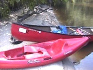 Soggy Bottom Canoe & Kayak - Brooklyn MS