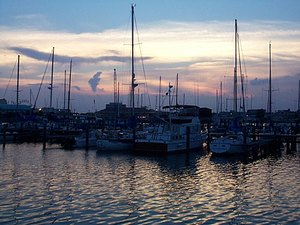 Campgrounds of the South - Gulfport MS