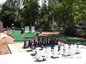 Plantation Pines RV Resort - Long Beach MS