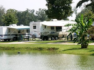 Palm Lake RV Park - Foley AL