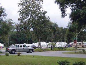 Island Retreat RV Park - Gulf Shores AL
